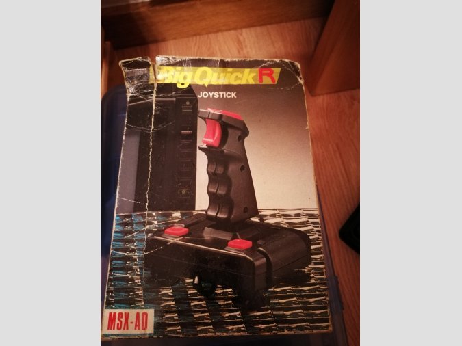 Joystick Big Quick r