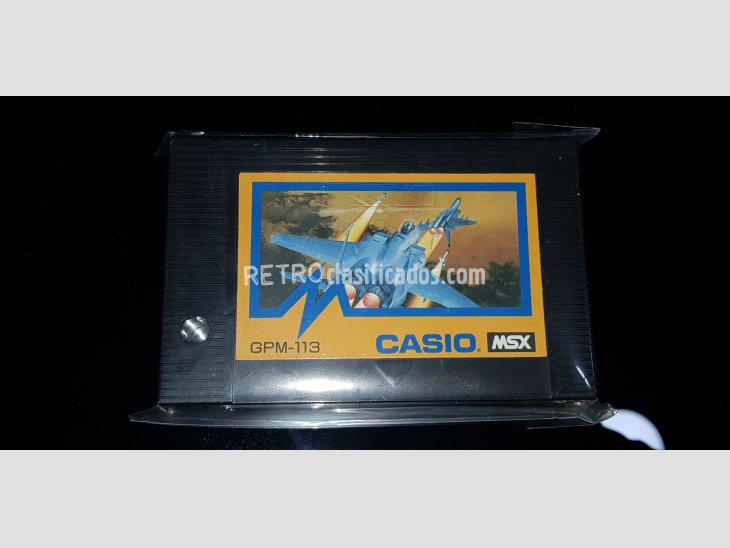 Eagle Fighter Casio Nº13 MSX1 1985 GPM-113 1