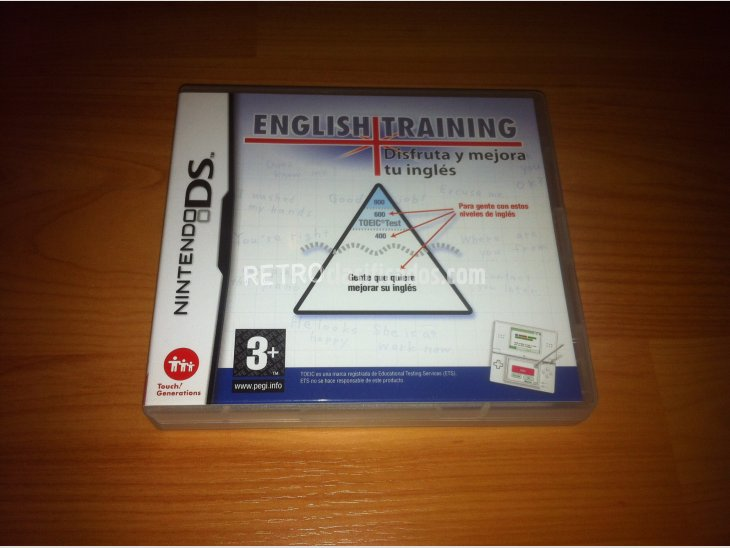 English Training Nintendo DS 3