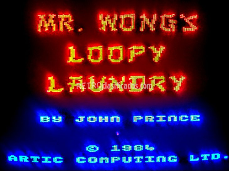 Mr Wong Loopy Laundry 4