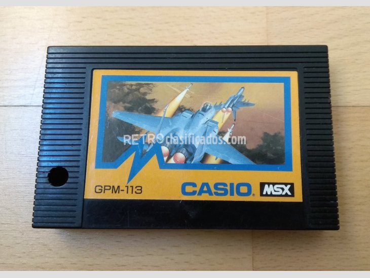 Juego MSX Eagle Fighter Casio 1985 2