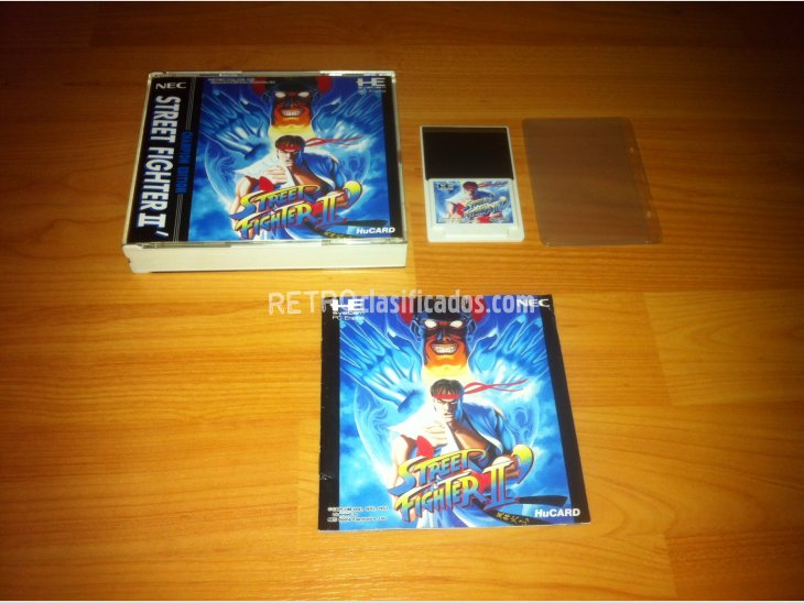 Street Fighter 2' Champion Edition PC-ENGINE 1