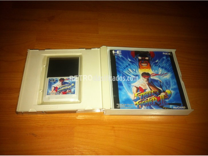 Street Fighter 2' Champion Edition PC-ENGINE 3