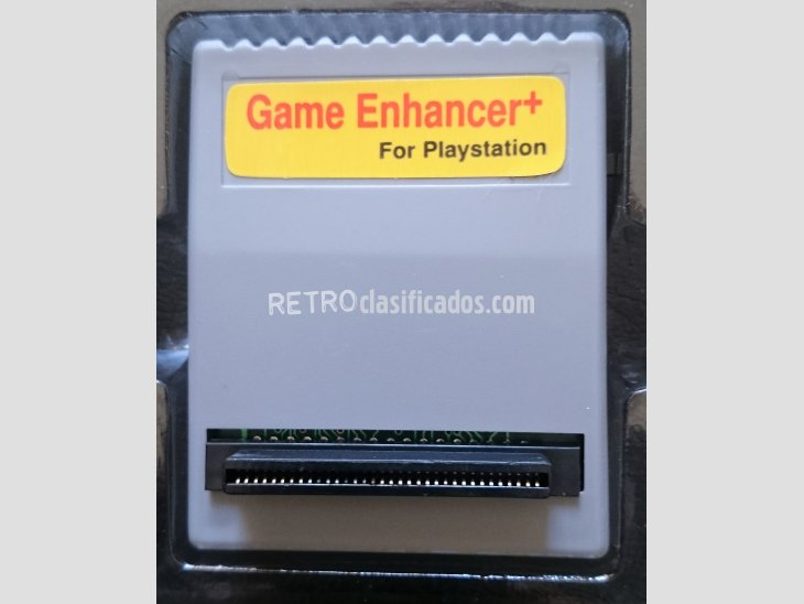 PSone Game Enhancer + (Action Replay) - PARA PS1 3