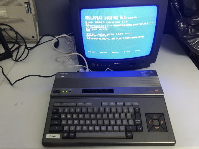 Philips NMS 8245 (MSX2)