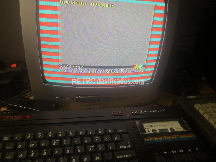 Spectrum sinclair plus 2 con juegos 2