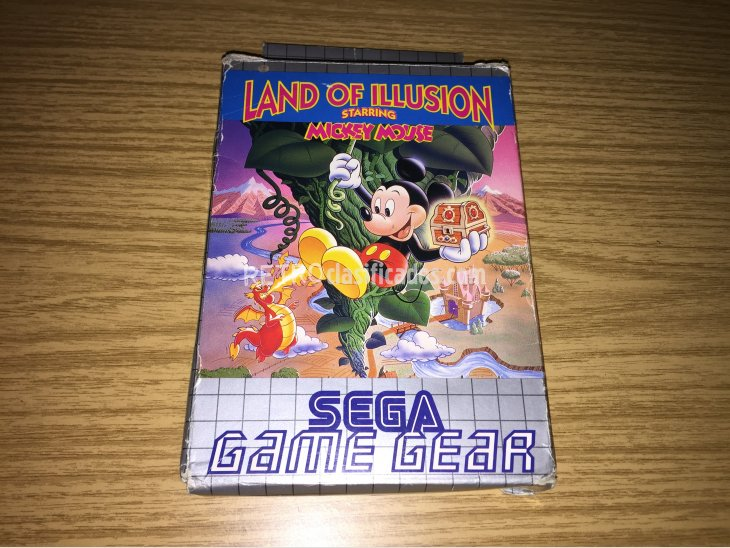 Land of Illusion Game Gear 3