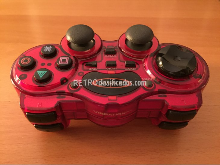 Mando inalambrico compatible PS1 y PS2 3