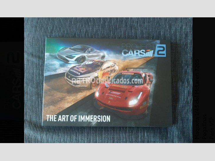 PS4 - Project Cars 2 Collector's Edition 4