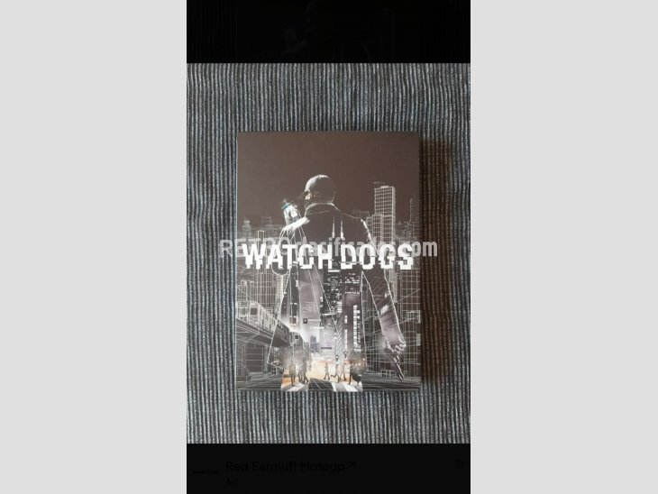 Steelbook Watchdogs 1