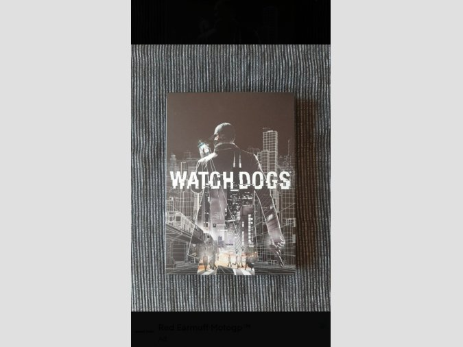 Steelbook Watchdogs