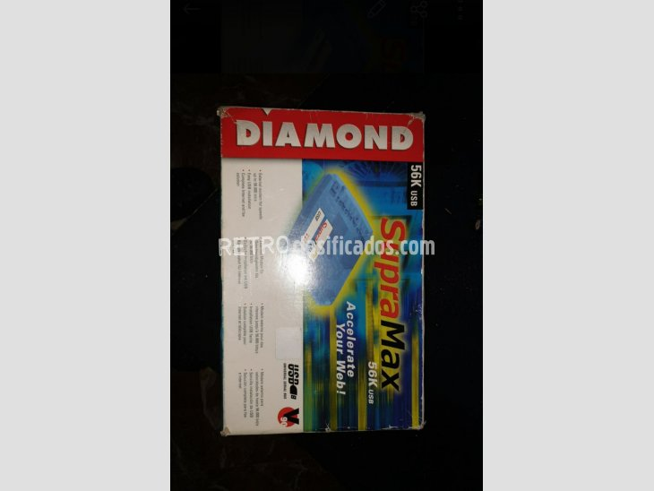 DIAMOND SUPRAMAX 56K USB 1