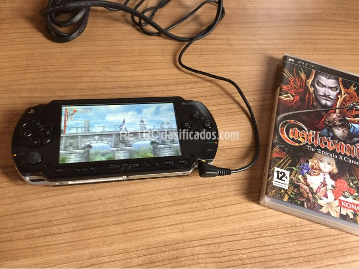 Castlevania The Dracula X Chronicles PSP 3