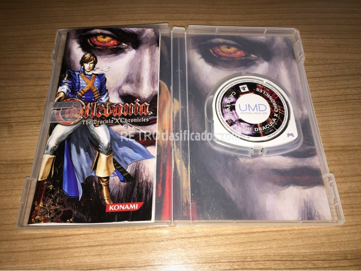 Castlevania The Dracula X Chronicles PSP 4