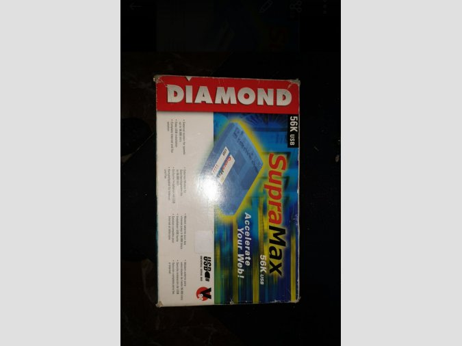 DIAMOND SUPRAMAX 56K USB