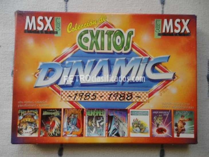 Pack Éxitos Dinamic 1985-1988 1