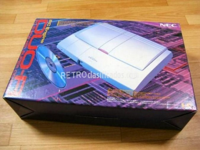 Material vario por PC Engine Duo R