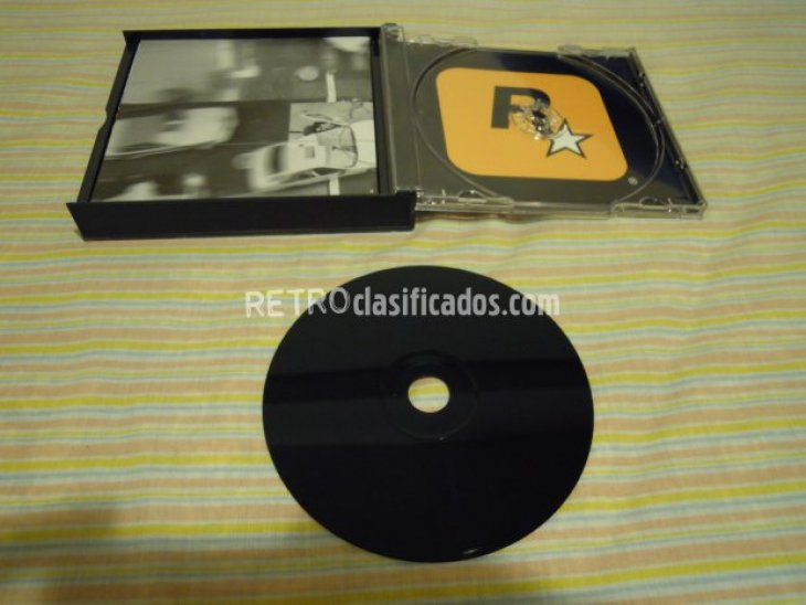 PS1 GRAND THEFT AUTO ED.COLECC. NUEVO 7