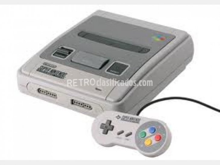 snes modificada pal ntsc 1