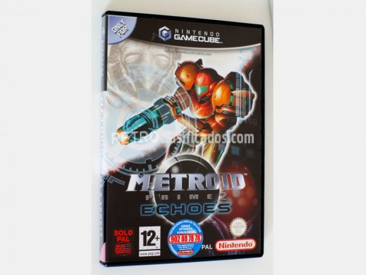 METROID PRIME 2 ECHOES 1