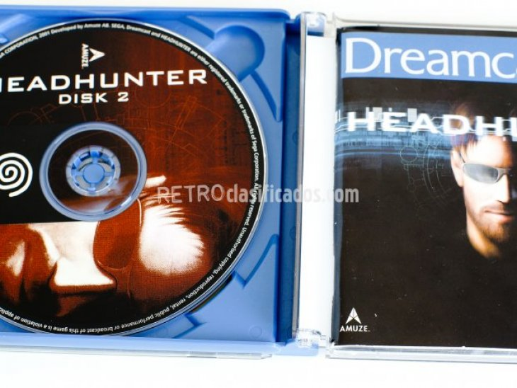 HEADHUNTER 2
