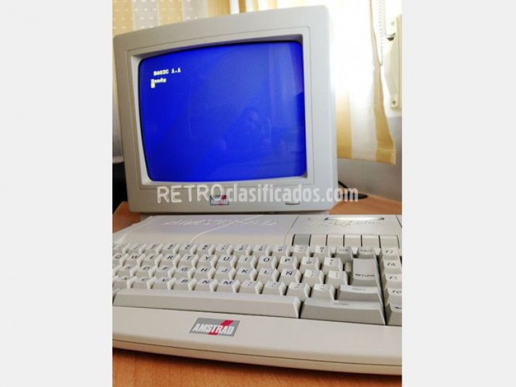 "Amstrad cpc 464 Plus, ""IMPECABLE"" 1"
