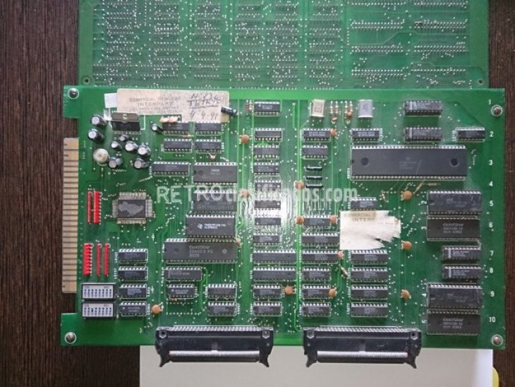 Placas Jamma para recreativa 2