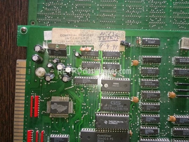 Placas Jamma para recreativa 3