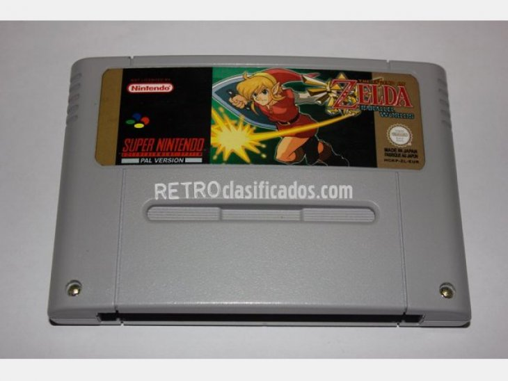 Snes zelda parralell world