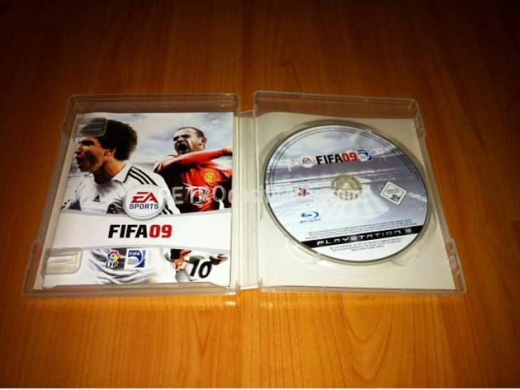 FIFA 09 Juego original PlayStation 3 3