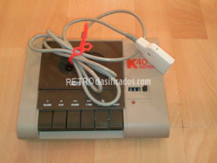 reproductor k40 electronics 1