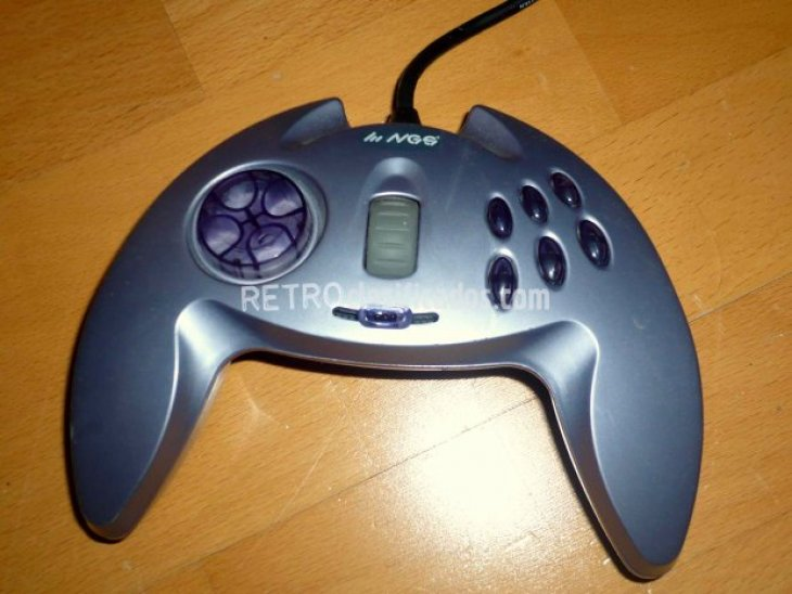 GAMEPADS NGS SPITFIRE 2