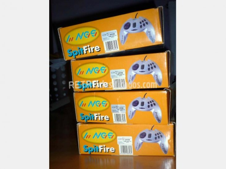 GAMEPADS NGS SPITFIRE 3