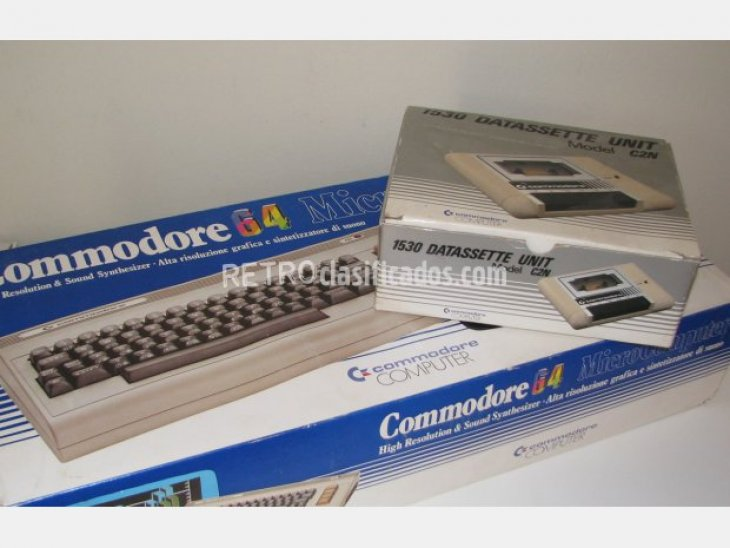 Ordenador Commodore 64 2