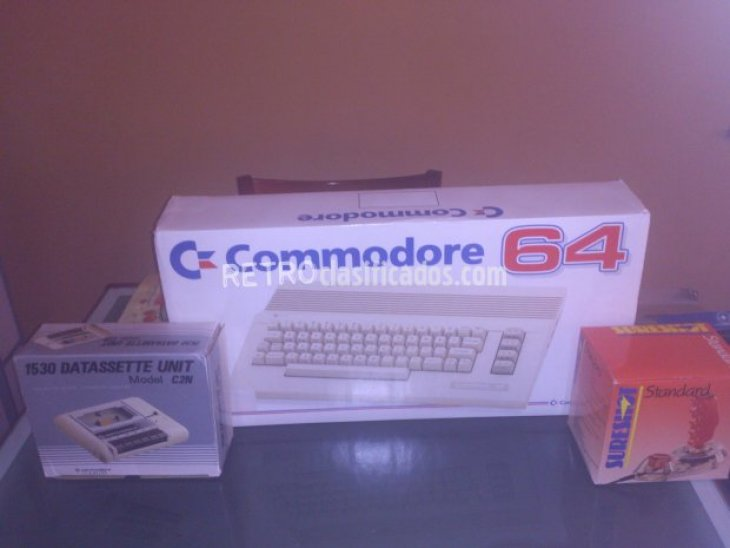 Commodore 64c 2