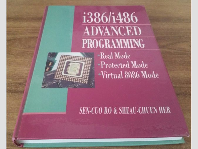 Libro programación i386/i486 Advanced Programming