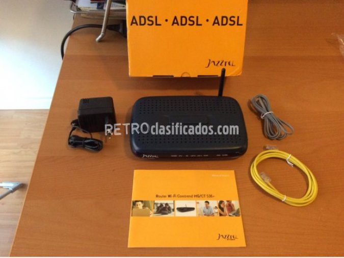 Router wifi adsl Comtrend CT-5361
