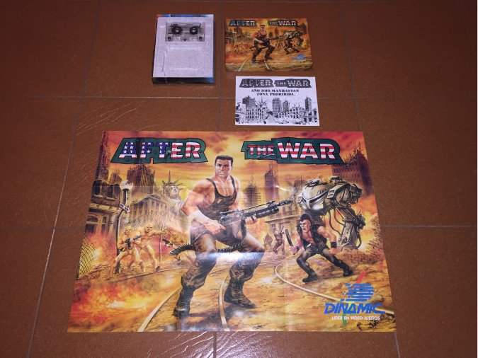 After the War juego original Spectrum