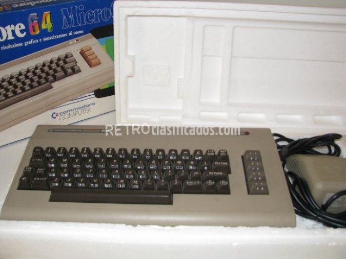 Ordenador Commodore 64