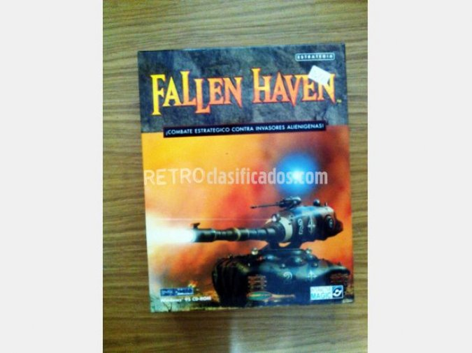 FALLEN HAVEN (Turnos) PC