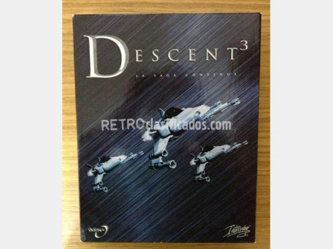 DESCENT 3 (Shooter) PC
