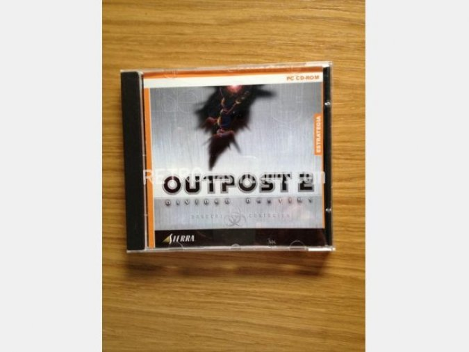 OUTPOST 2 (Estrategia) PC