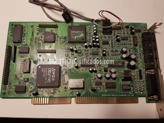 Sound Blaster AWE 32 CT4380 ISA