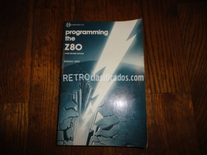 Programming the Z80 (libro en inglés)
