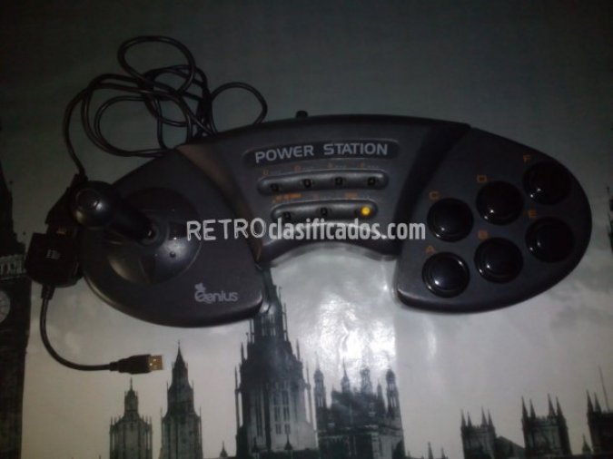 Joystick Genius Power Station