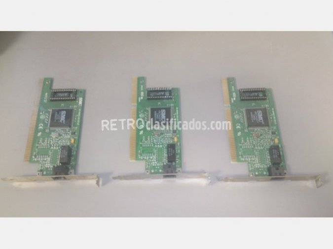 TARJETAS RED LAN ETHERNET 10 MBPS ISA