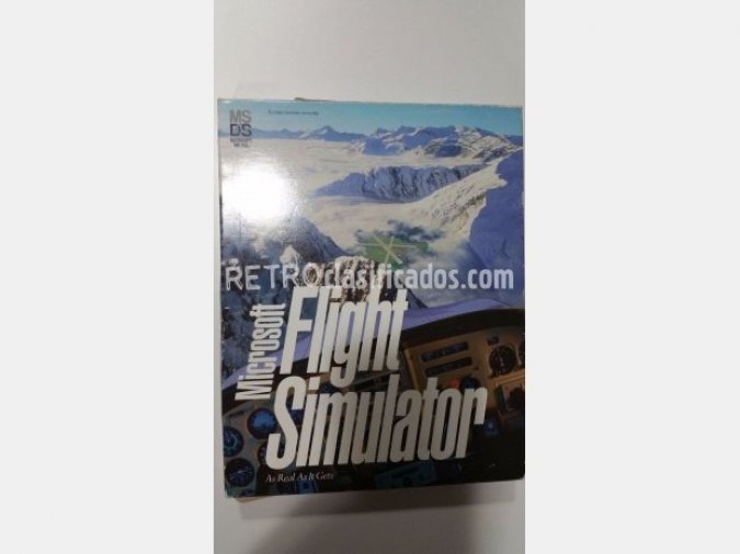 Microsoft Flight SIMULATOR version 5.0