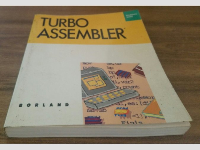 Libro Bordland Turbo Assembler