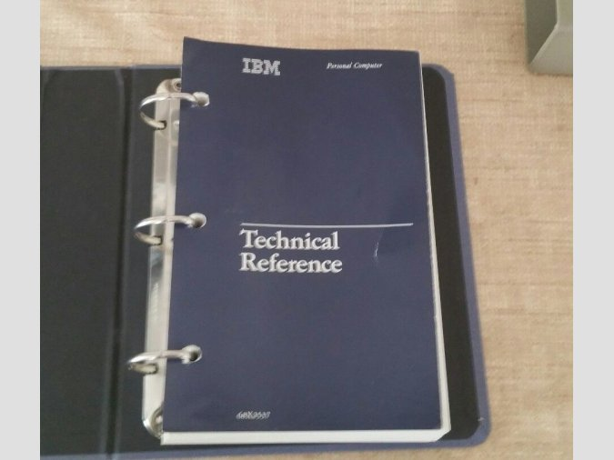 Libro de Hardware - IBM Technical Reference
