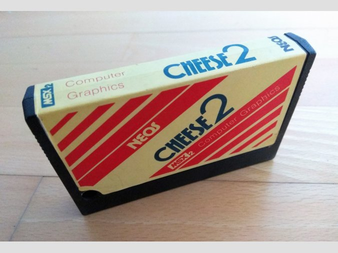 MSX Cheese 2 Nippon Electronics MSX2